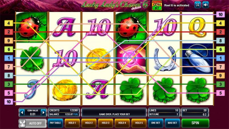 Изображение игрового автомата Lucky Lady Charm Deluxe 6 2