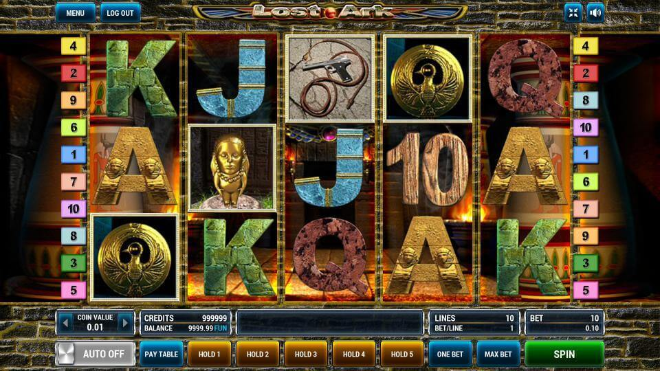 Изображение игрового автомата Lost Ark 2