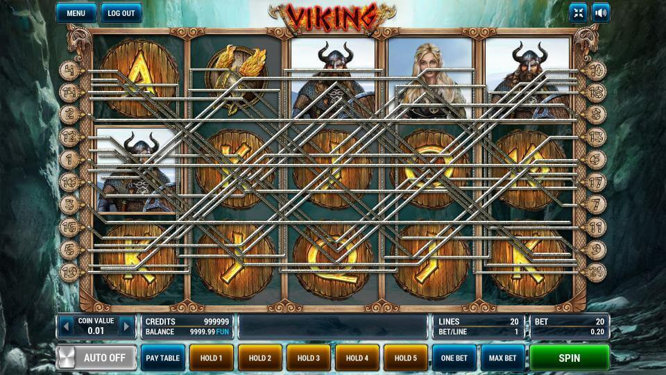 Изображение игрового автомата Viking 1