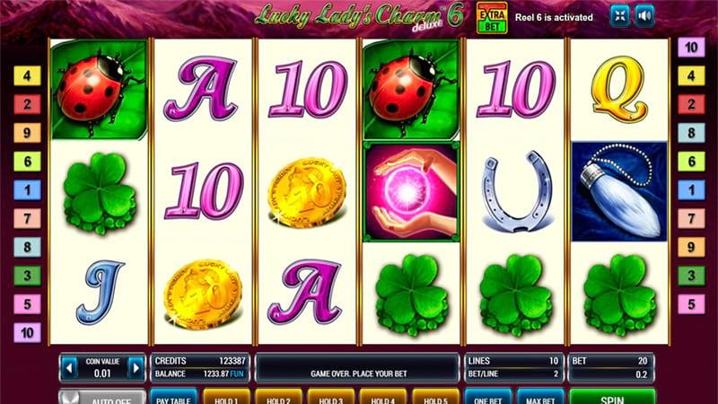 Изображение игрового автомата Lucky Lady Charm Deluxe 6 1