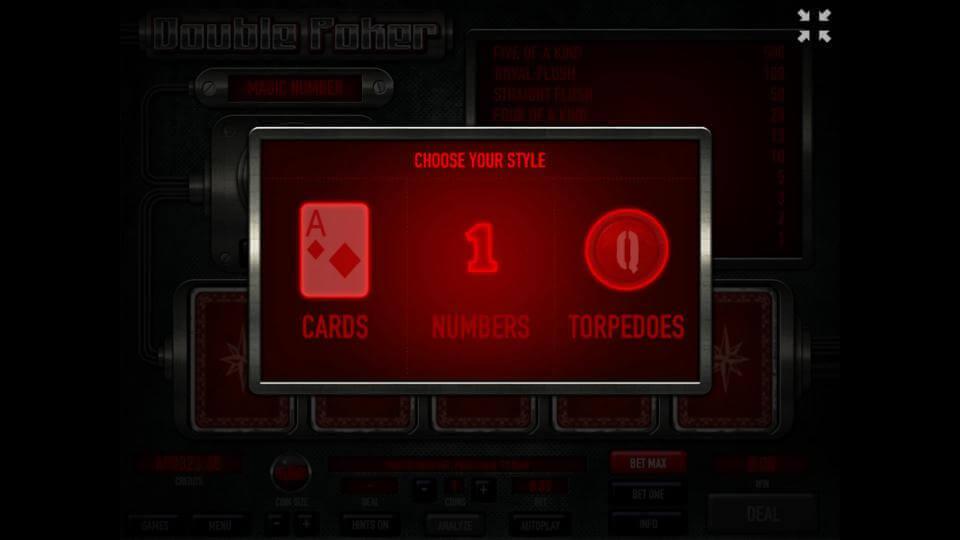 Изображение игрового автомата Double Poker 3